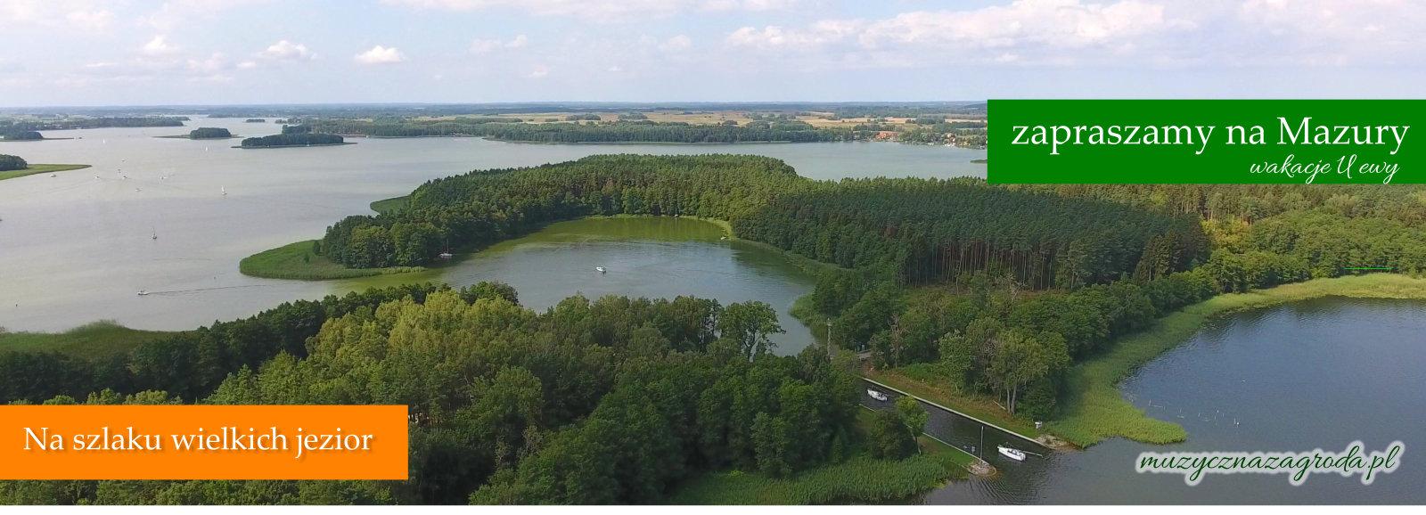 Na szlaku wielkich jezior mazurskich